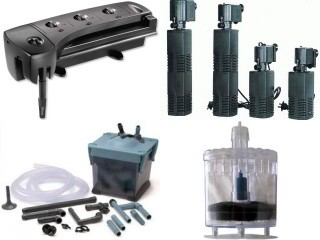 Different types of aquarium filters Types of aquarium filters