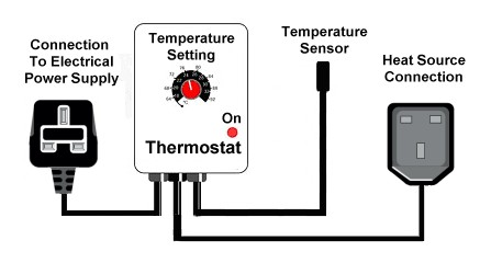 Different thermostats available for reptiles sciox Choice Image